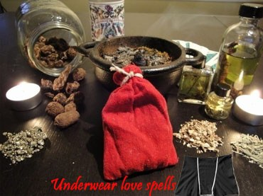 Love Spells and Chants That Work