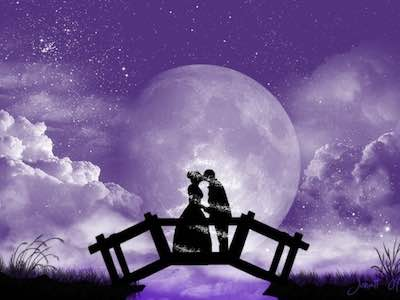 SIMPLE FULL MOON LOVE SPELLS