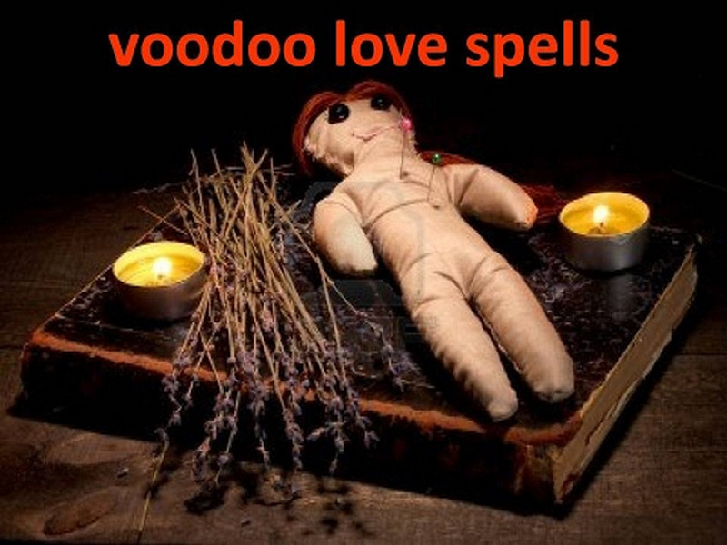 HAITIAN VOODOO LOVE SPELL TO DOMINATE