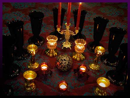 BLACK MAGIC FOR LOVE SPELL