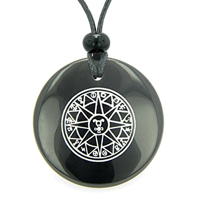BLACK MAGIC PROTECTION AMULET