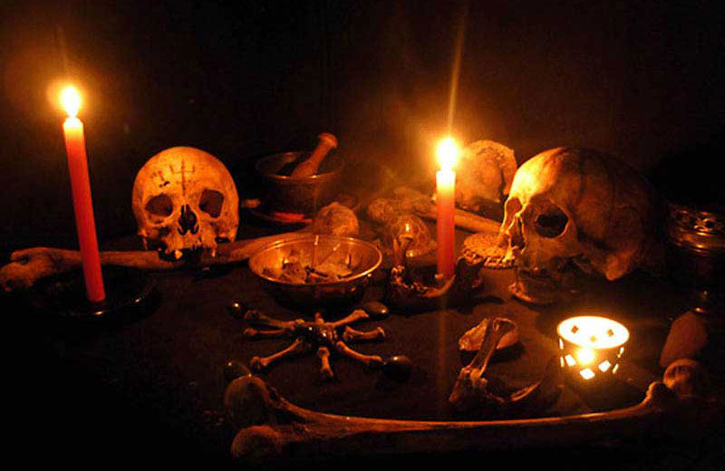 BLACK MAGIC SPELL TO BREAK A MARRIAGE
