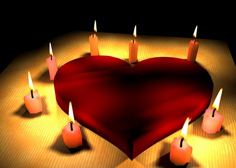 RED CANDLE MAGIC ATTRACTION LOVE SPELLS