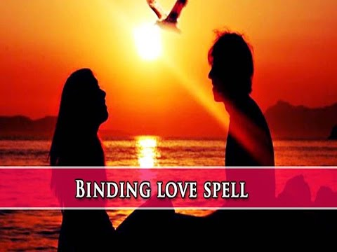 BINDING LOVE SPELL WITH PHOTOS