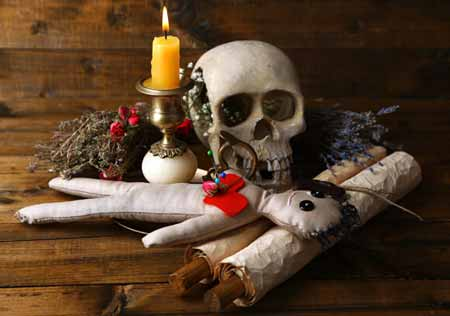 VOODOO PROTECTION SPELLS