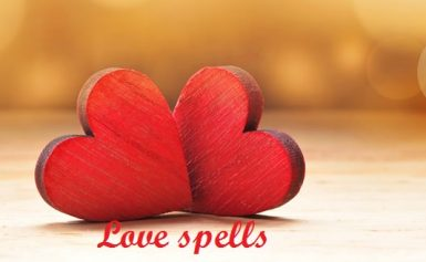 BEST LOVE SPELLS THAT WORK FAST