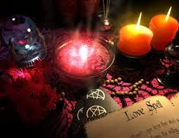 love spell and chants