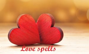 LOVE SPELL CHANTS