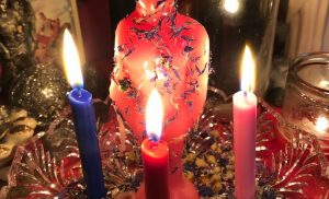 RED CANDLE ATTRACTION LOVE SPELL